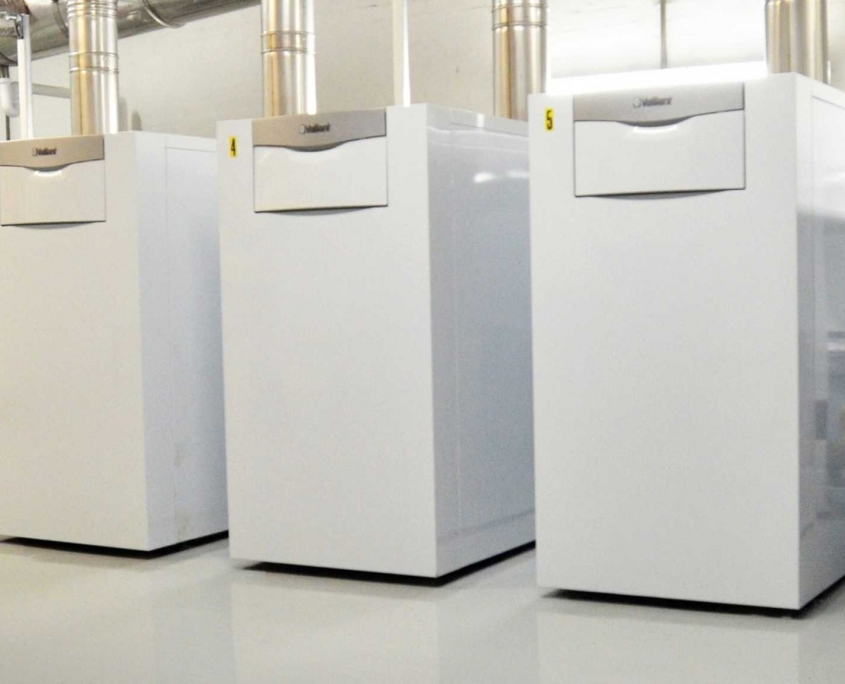 Gas Boilers Installation   Energy-Efficient Heating System   Logical Group