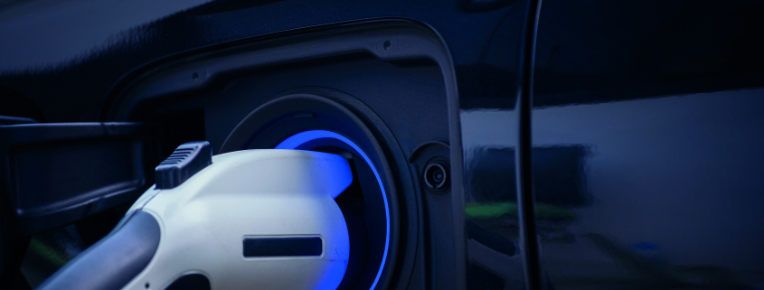 OLEV Electric Vehicle Car Charging and renewable energy sources