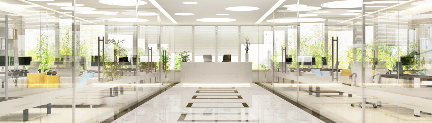 LED lighting in offices