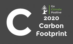 carbon footprint 2020